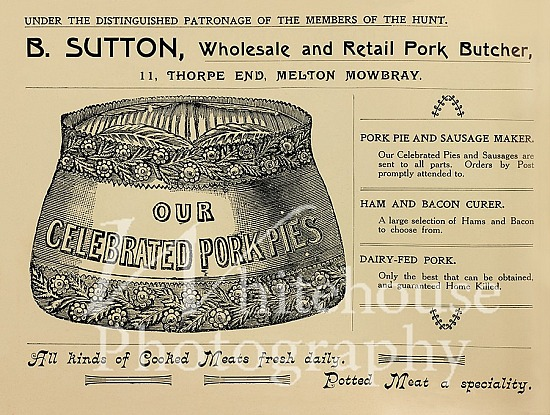 B Sutton Coronation advert